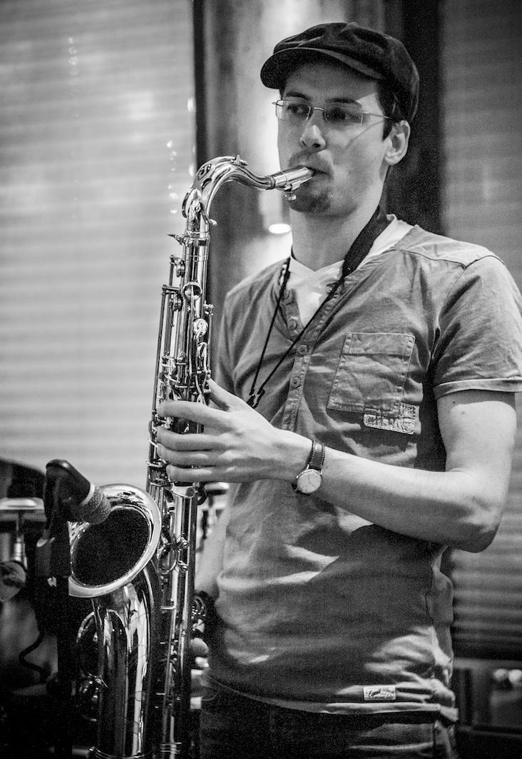 ANDY (Saxophone)